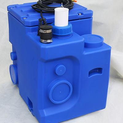 PE100L切割型污水提升设备