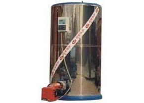 CLHS(K)系列燃油(气)常压热(开)水锅炉