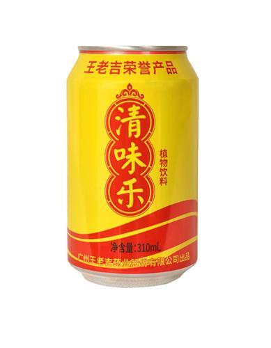 清味樂—310ml/罐