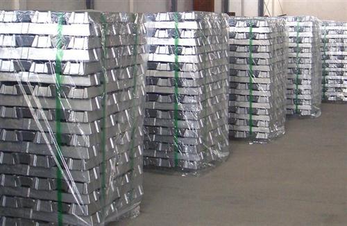 99.7 % aluminimum ingot