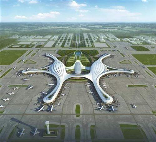 成都天府國際機場輕質混凝土項目
