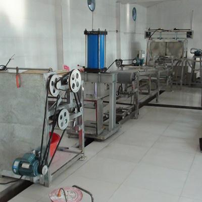 豆腐皮机(千张)设备